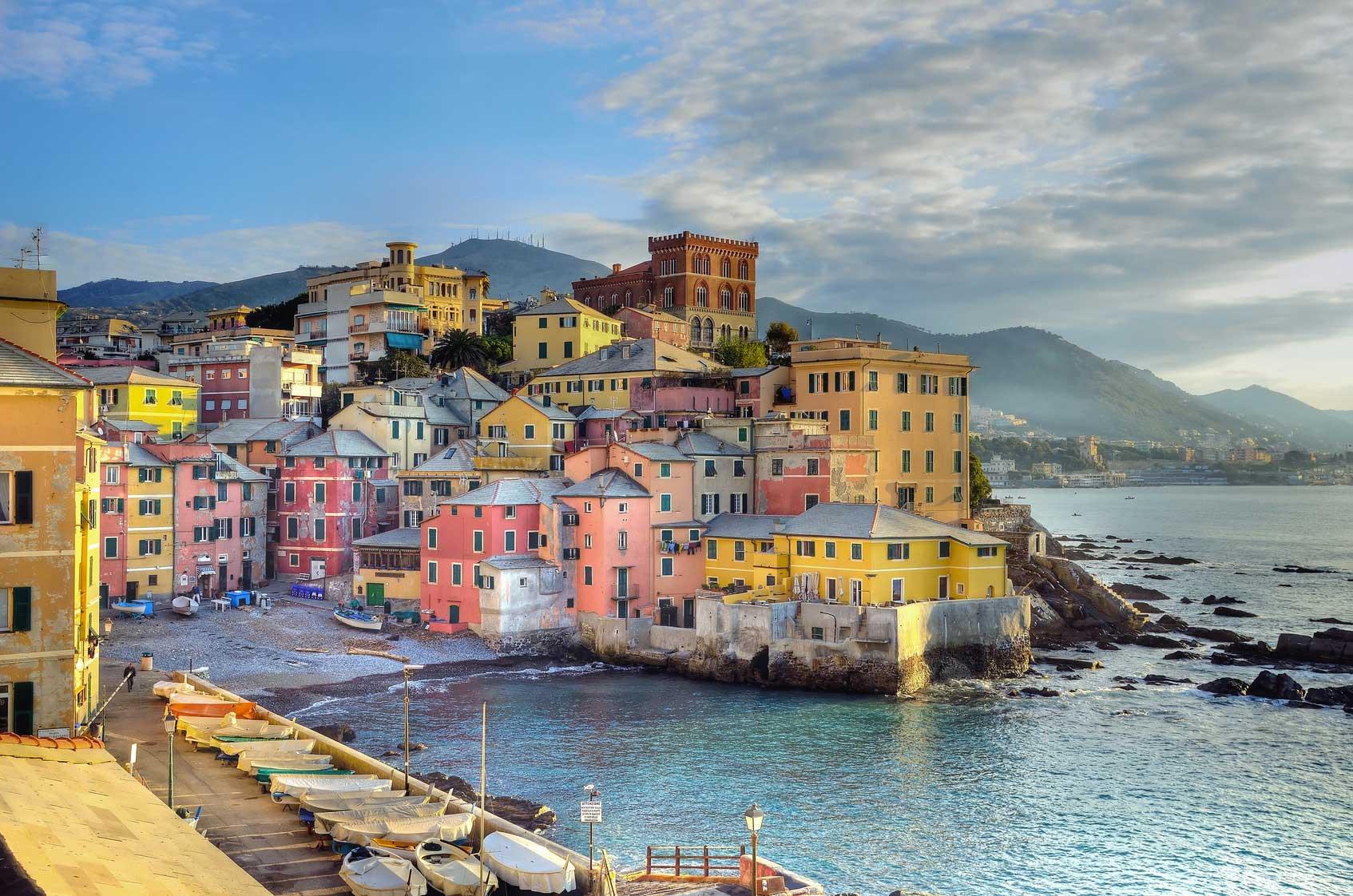 Discover Genoa - Boccadasse