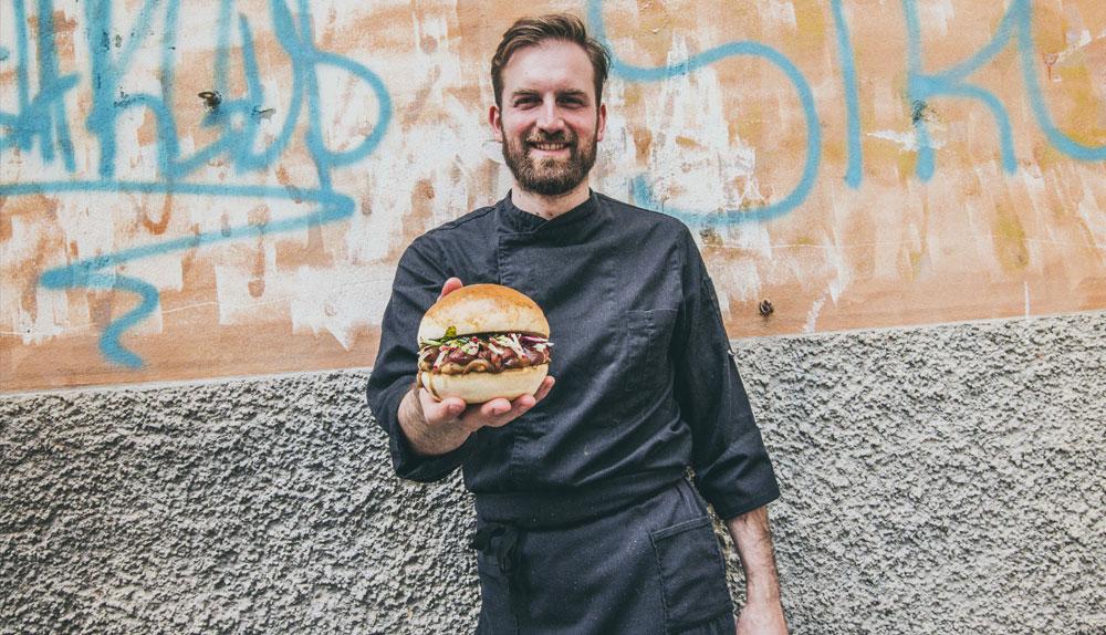 Groove Burger Genoa