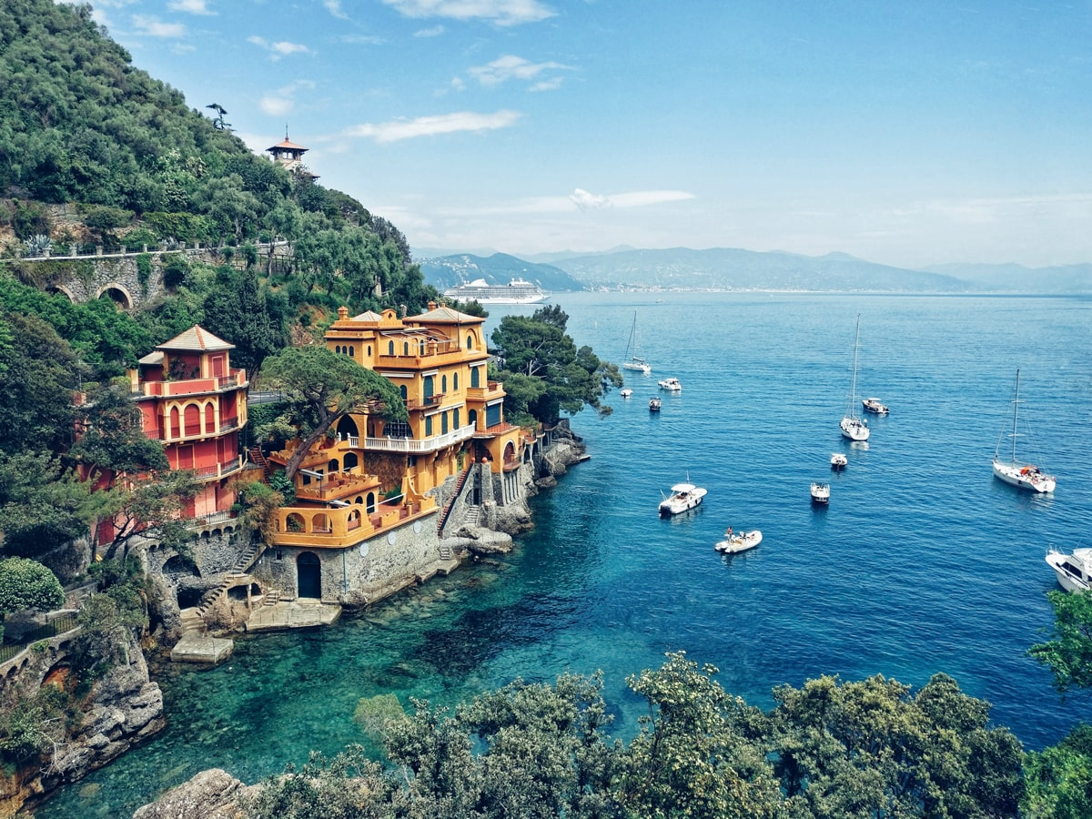 Portofino in one day