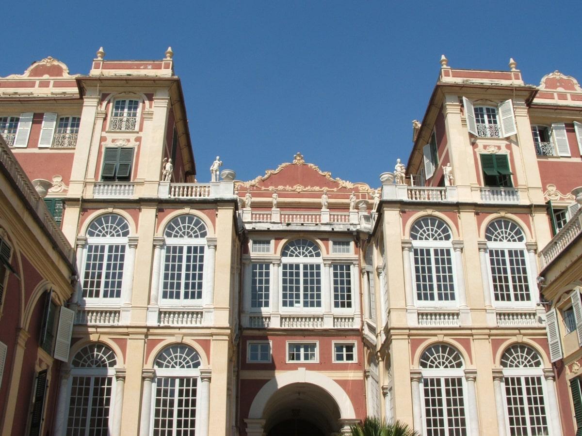 royal palace genoa