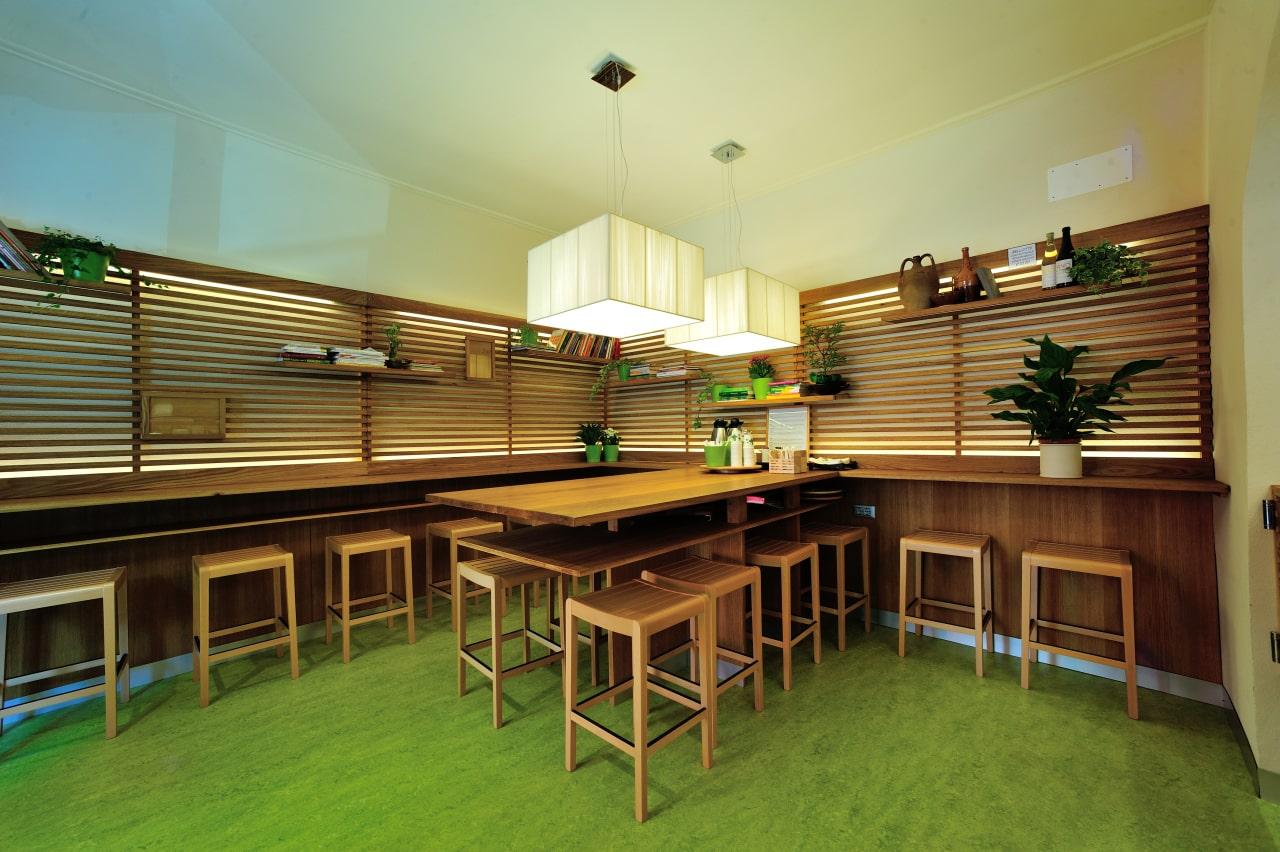 vegetarian restaurant genoa