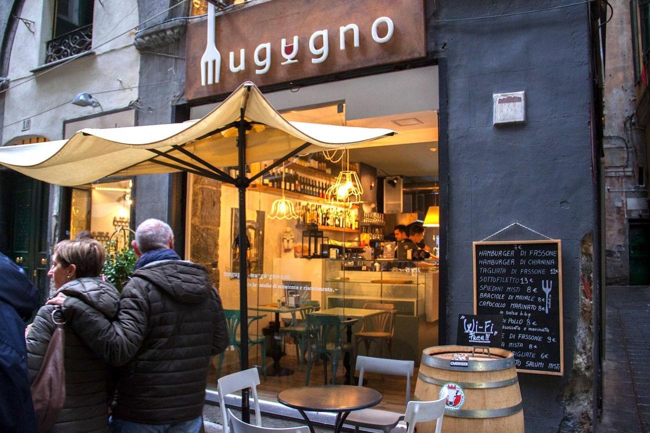 Mugugno Genova